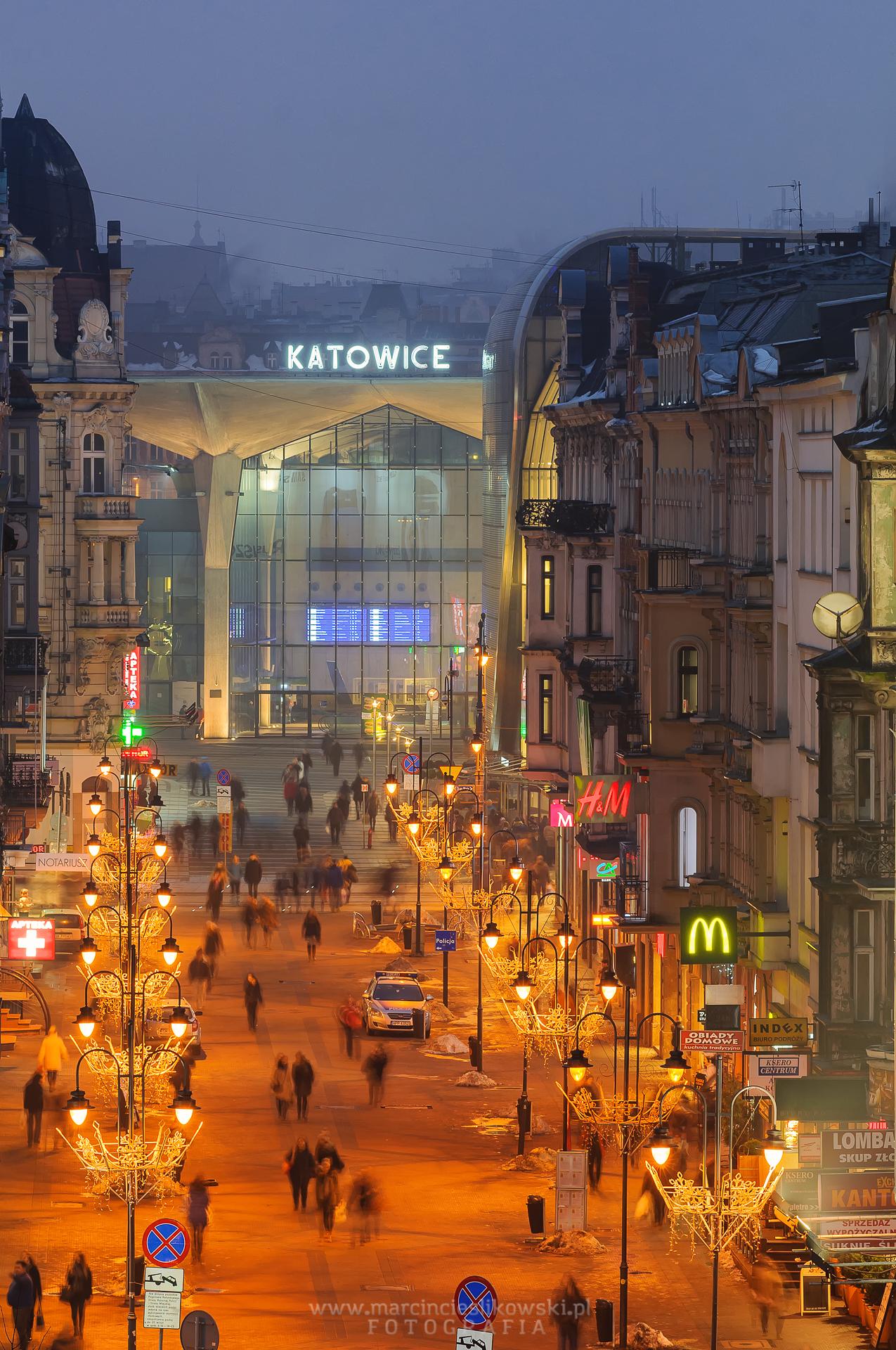 Kolorowe Katowice