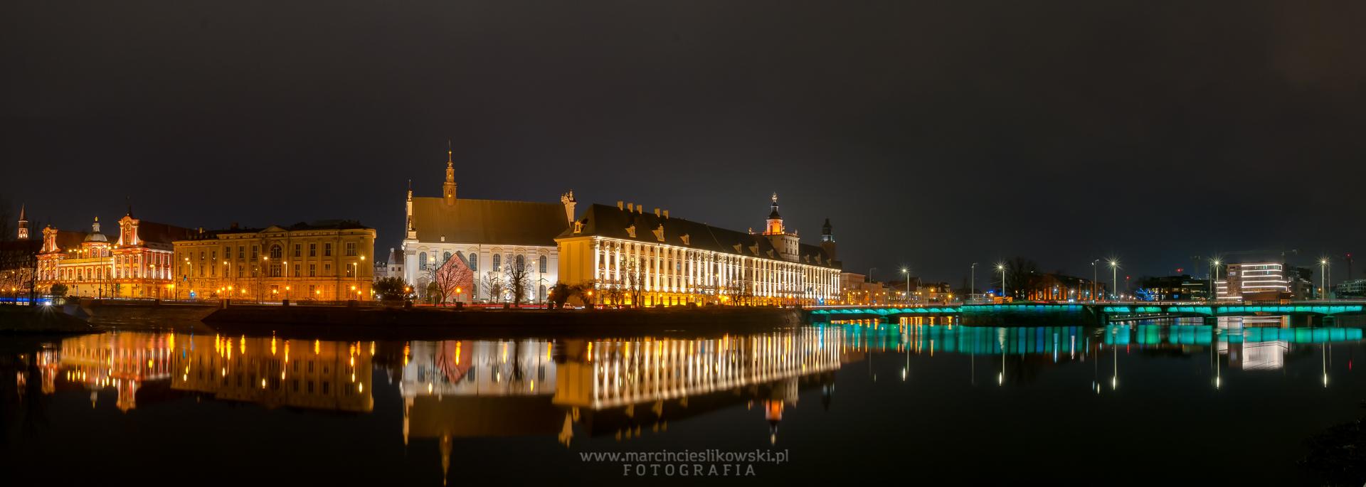 Nocny Wrocław